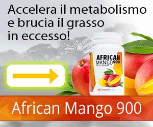 AfricanMango900 - perdita di peso