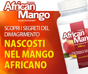 African Mango - perdita di peso