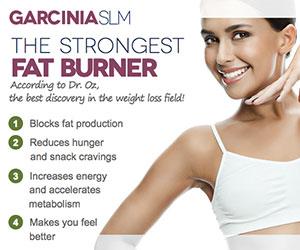 Garcinia SLM - dieta