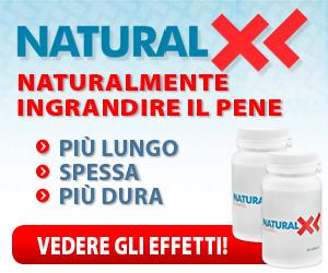 Natural XL - erezione