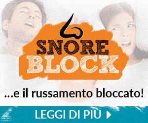 SnoreBlock - dormire